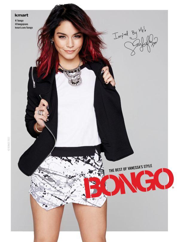 Vanessa hudgens bongo photoshoot