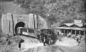 Kalka-Shimla Railways Tunnel No. 33 (Barog Tunnel No. 33) 1