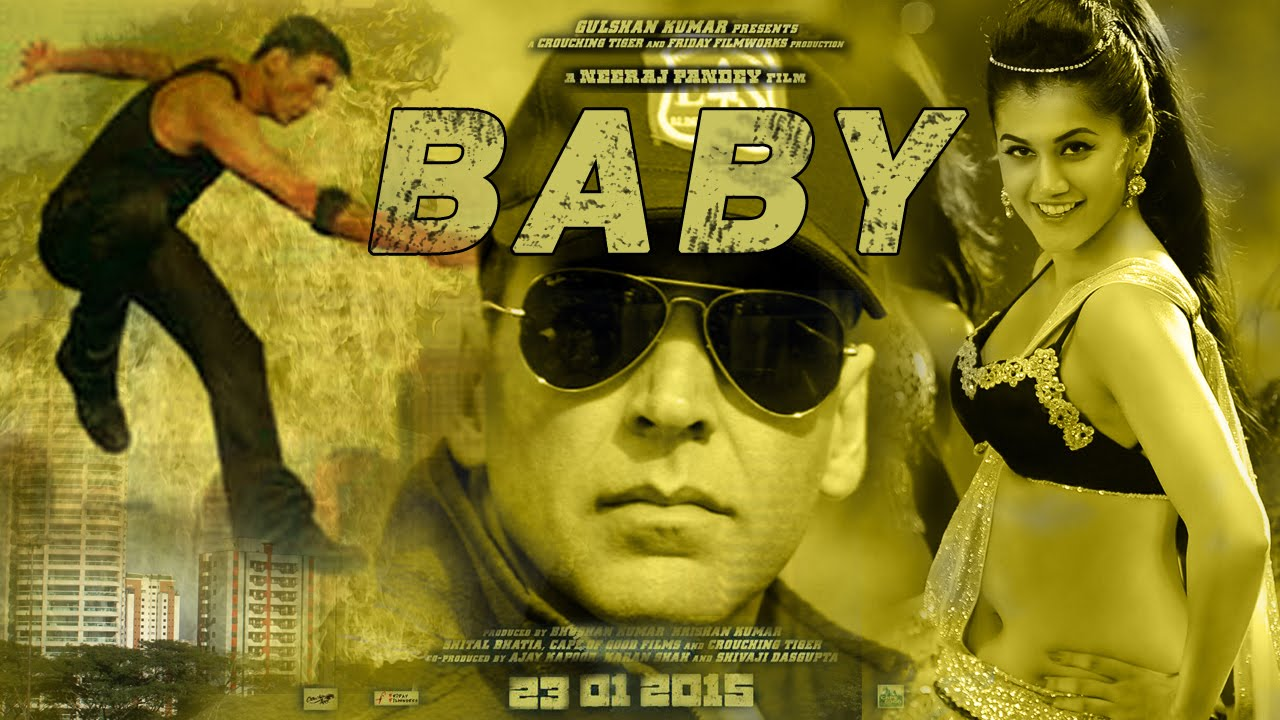 BABY BOLLYWOOD MOVIE DIRECTED BY NEERAJ PANDEY