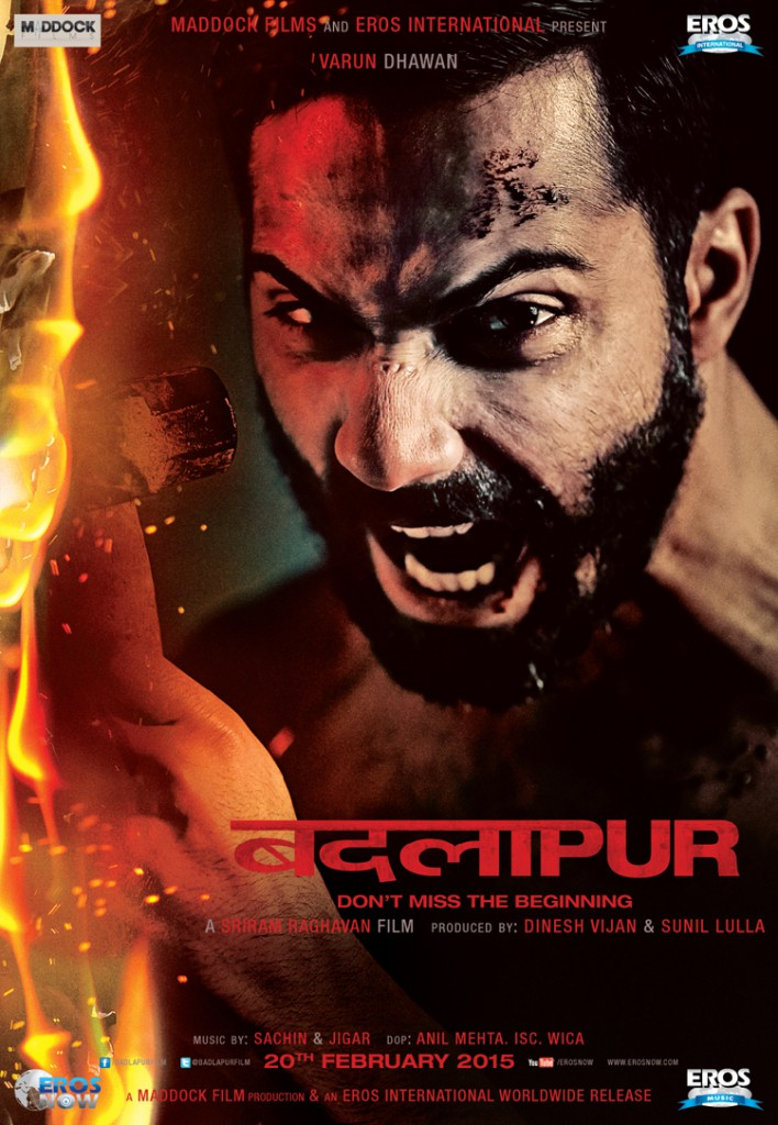 Badlapur Bollywood Movie