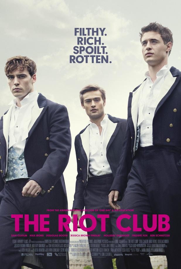 THE RIOT CLUB MOVIE