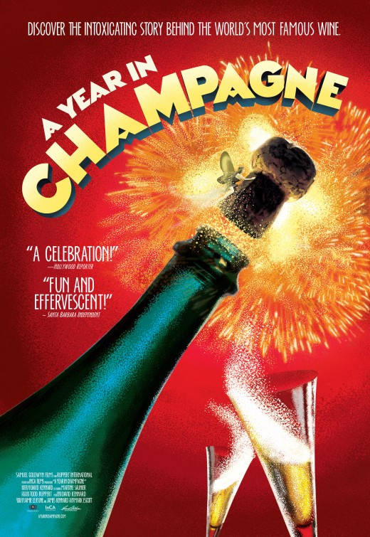 A Year in Champagne Movie