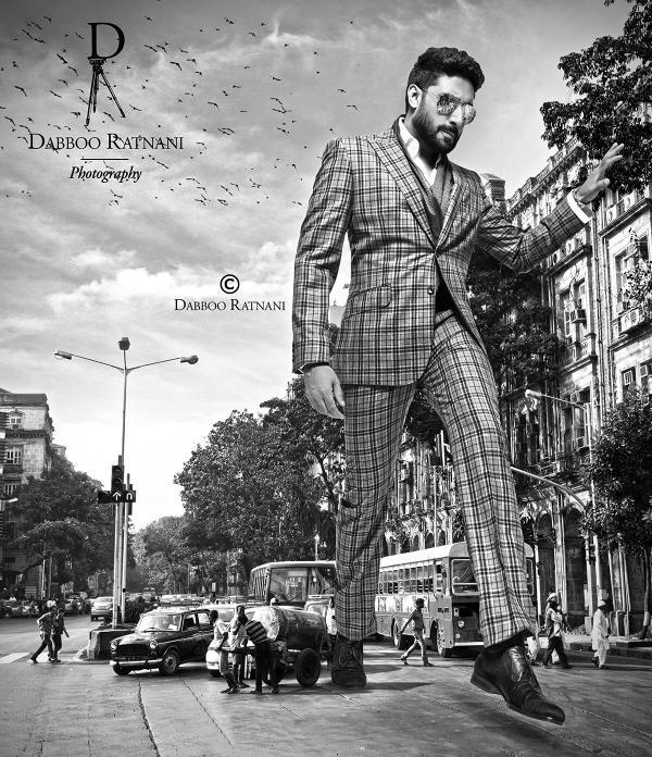 Abhishek Bachchan in Dabboo Ratnani calendar 2015