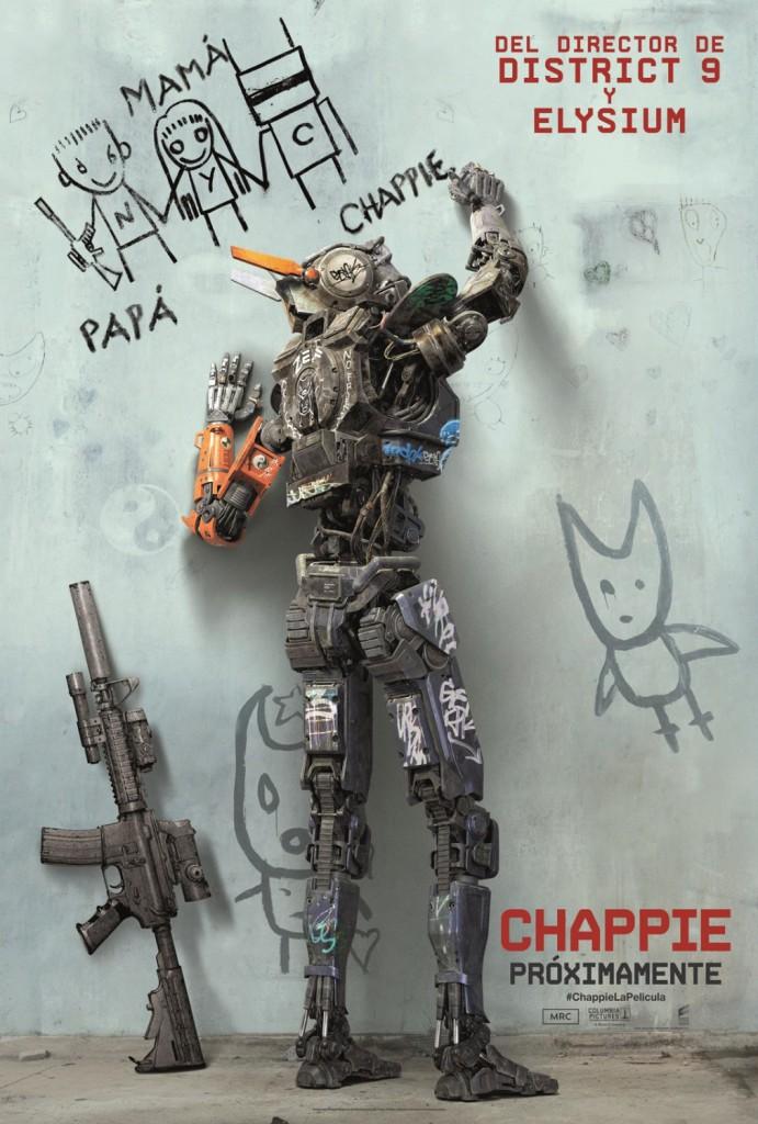 Chappie Movie
