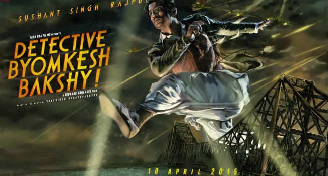 DETECTIVE BYOMKESH BAKSHY BOLLYWOOD MOVIE2