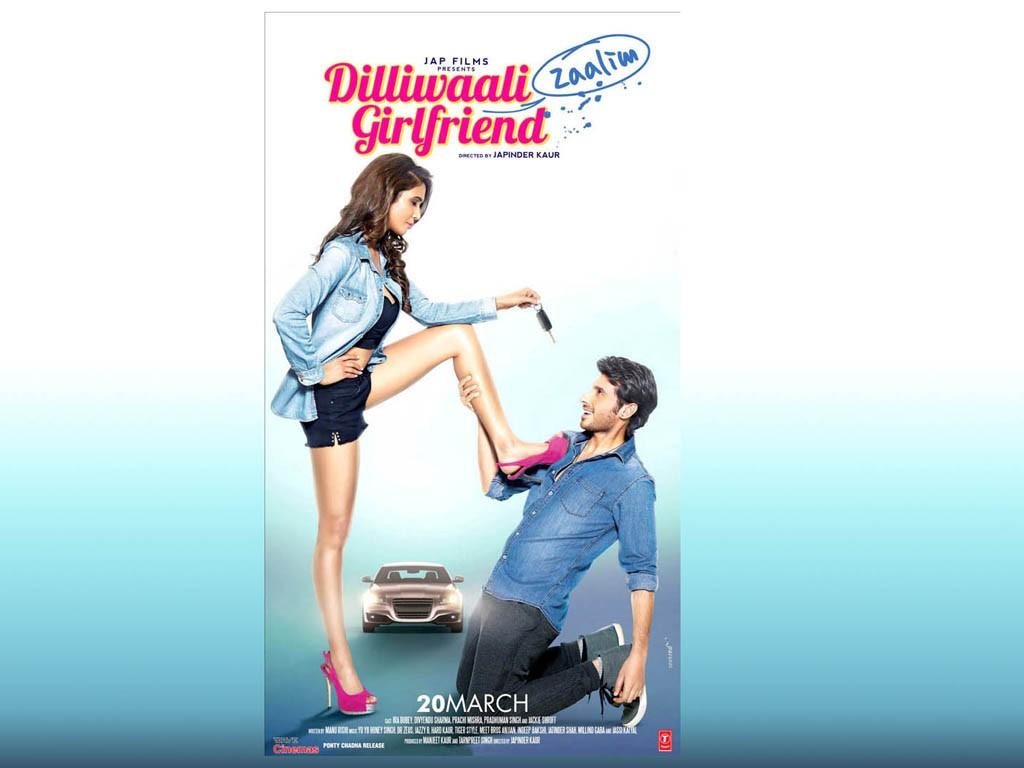 Dilliwaali Zaalim Girlfriend Bollywood Movie