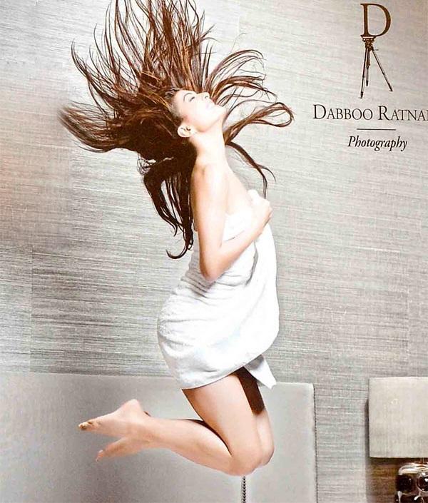 dabboo ratnani calendar 2015 click from jacqueline fernandez in dabboo ...
