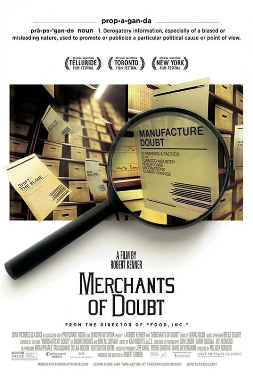 Merchants of Doubt Movie