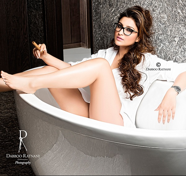 Parineeti Chopra in Dabboo Ratnani calendar 2015