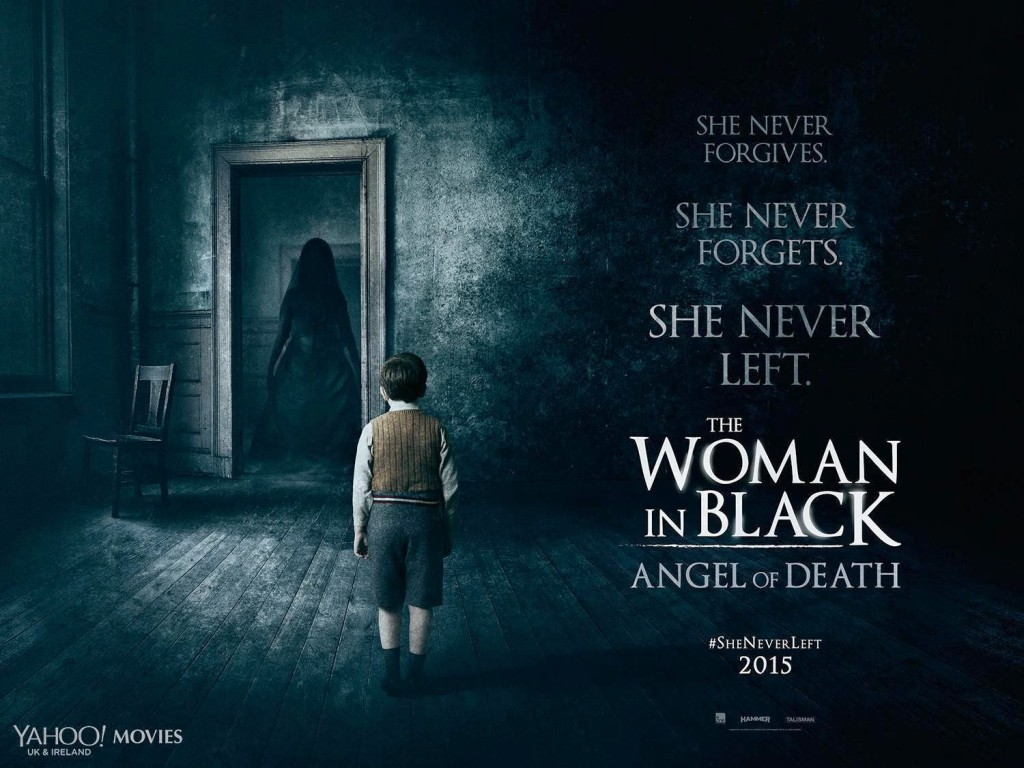 THE WOMAN IN BLACK 2 ANGELS OF DEATH