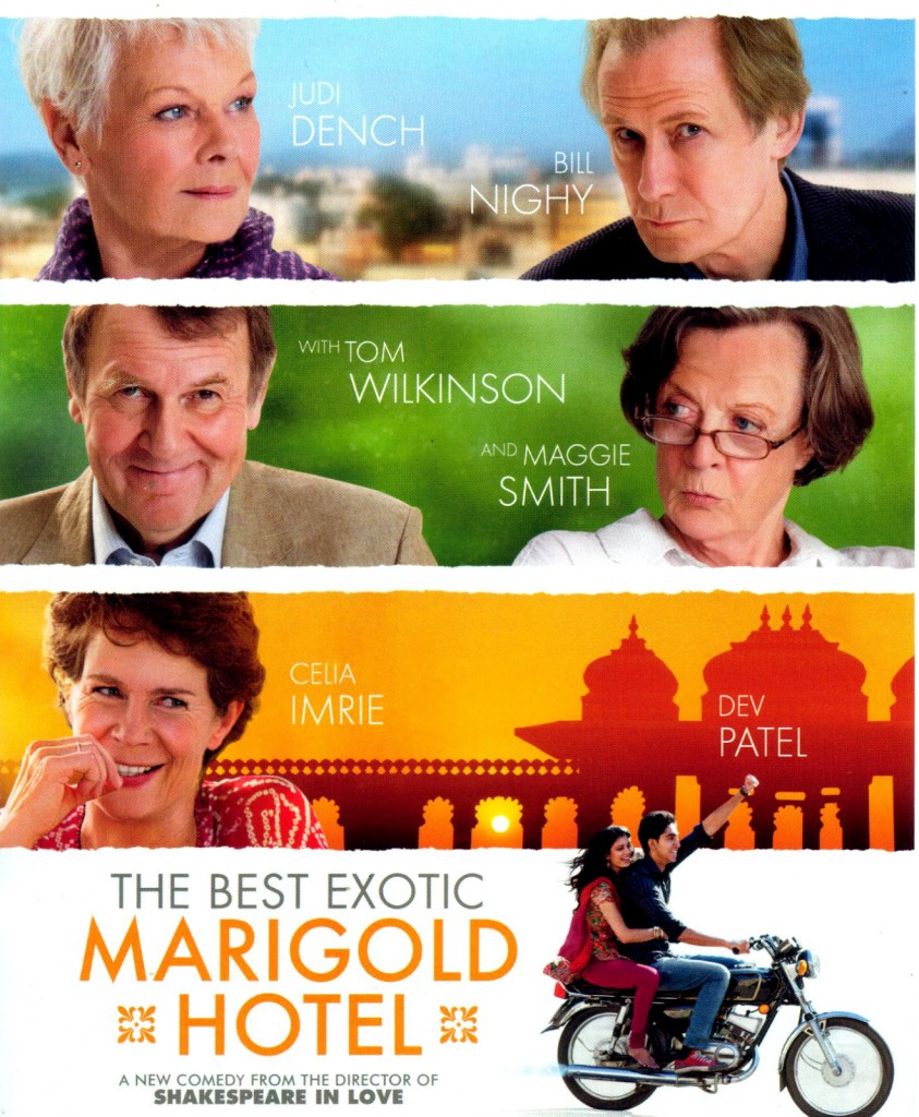 The Second Best Exotic Marigold Hotel Movie