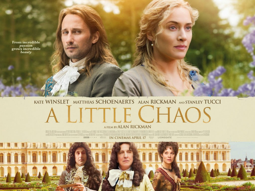A Little Chaos Movie