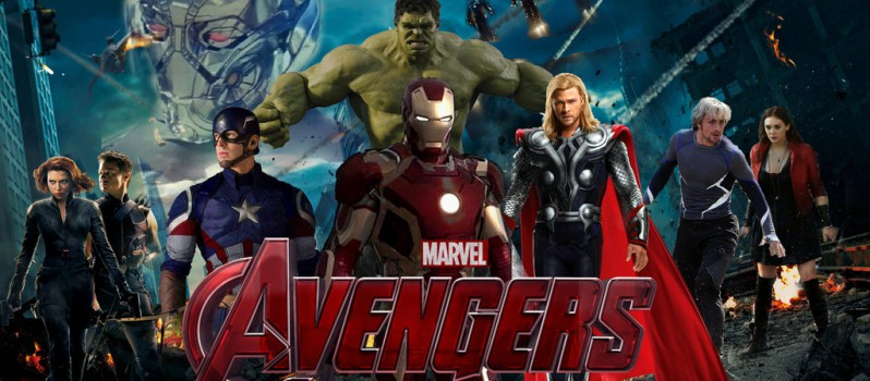 AVENGERS AGE OF ULTRON MOVIE 20151