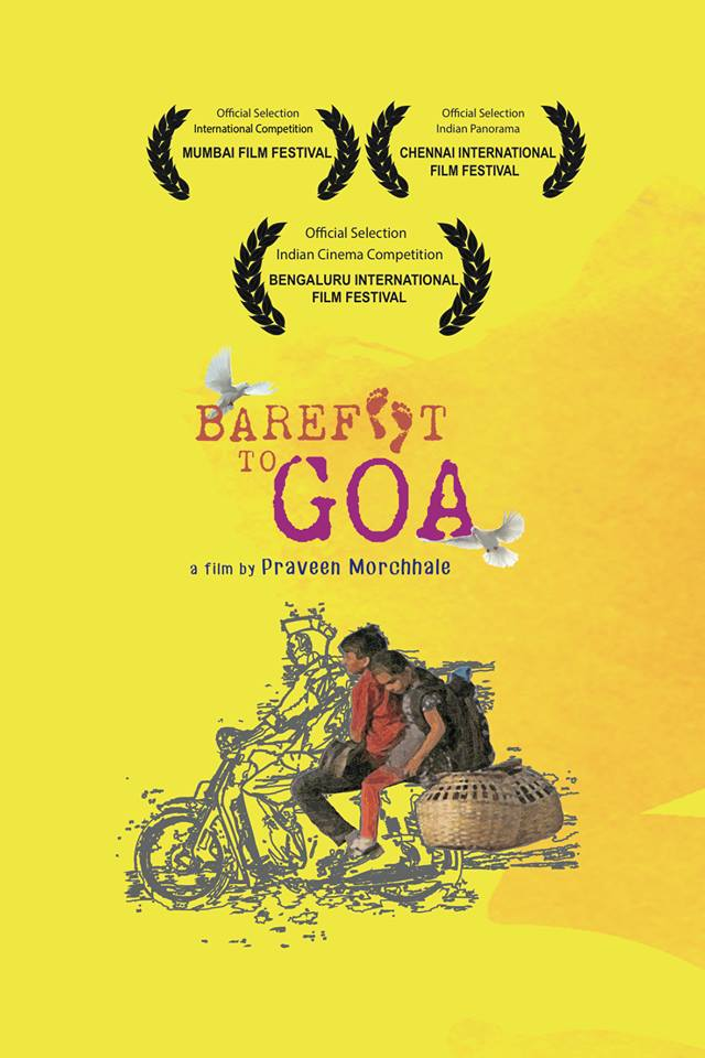 BAREFOOT TO GOA BOLLYWOOD MOVIE