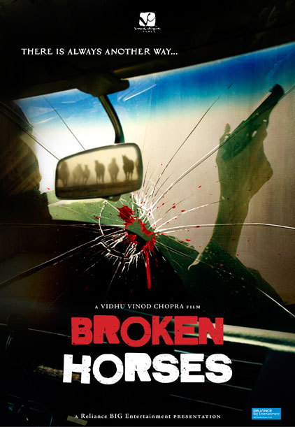 BROKEN HORSES MOVIE