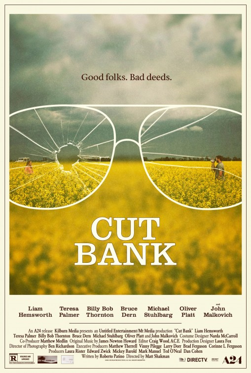 CUT BANK MOVIE