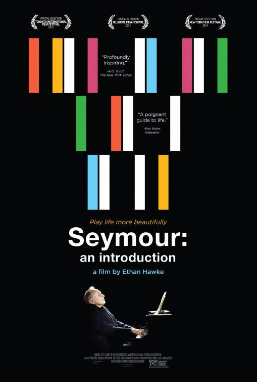 SEYMOUR AN INTRODUCTION MOVIE