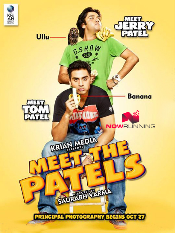 SOLID PATELS BOLLYWOOD MOVIE