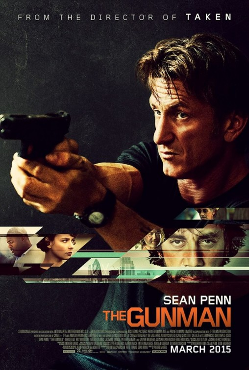 THE GUNMAN MOVIE