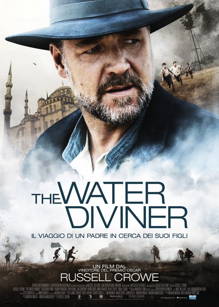 THE WATER DIVINER MOVIE