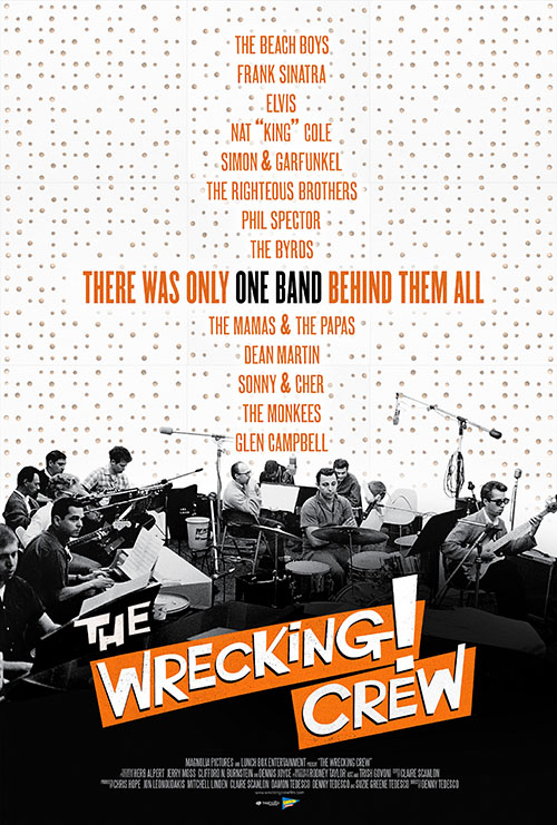 THE WRECKING CREW MOVIE