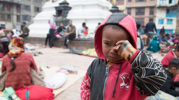 Earthquake in Nepal cross 4000 death