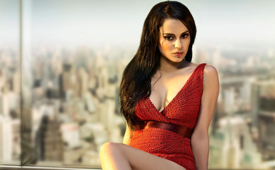 Kangana Ranaut as Kaya in Krrish 3