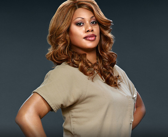 Laverne Cox in OITNB