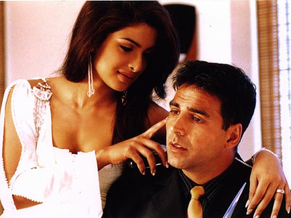 Priyanka Chopra as Sonia Roy in Aitraaz