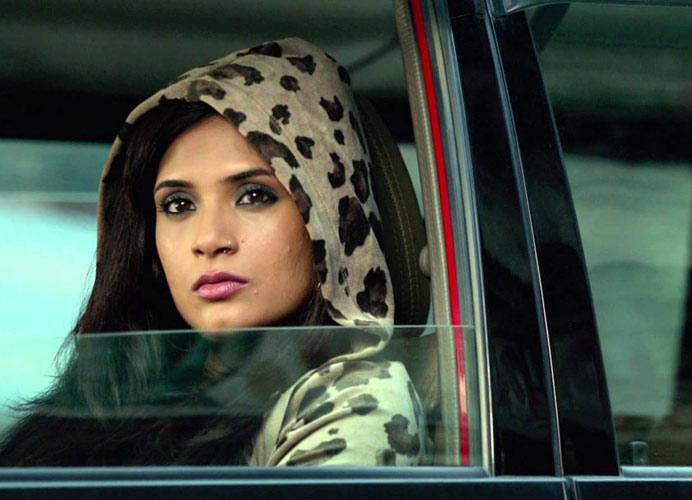 Richa Chadha as Bholi Punjaban in Fukrey