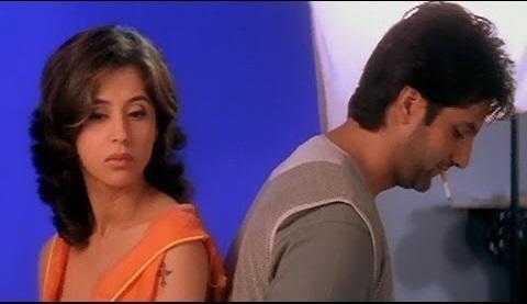 Urmila Matondkar as Geeta in Pyaar Tune Kya Kiya