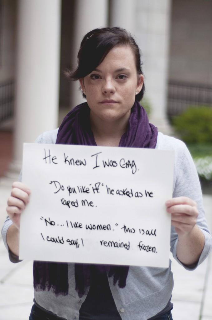 CORRECTIVE RAPES SHOW HOW SICK OUR SOCIETY IS