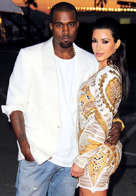 KIM KARDASHIAN PREGNANT WITH SECOND CHILD