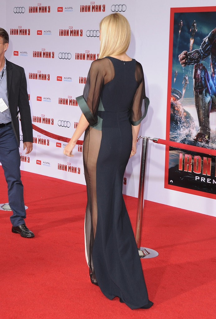 Gwyneth Paltrow at the Hollywood premiere of Iron Man3 2