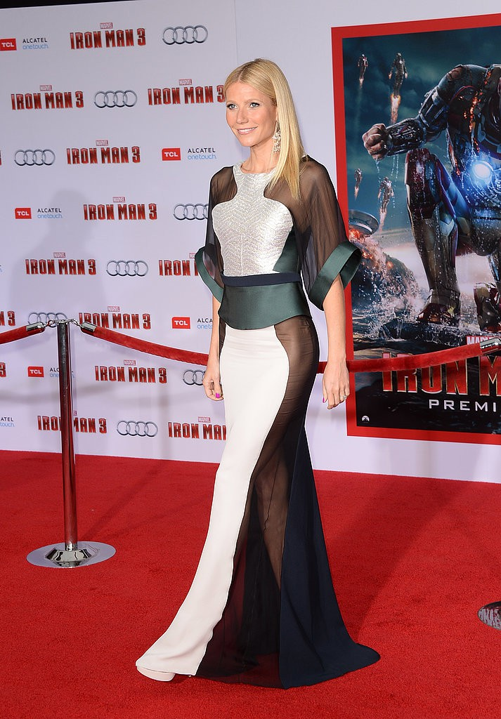Gwyneth Paltrow at the Hollywood premiere of Iron Man3 3