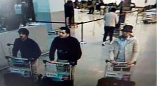 Bomb blast in Brussels