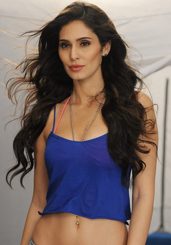 Kingfisher Calendar Girls turned actresses: BRUNA ABDULLAH