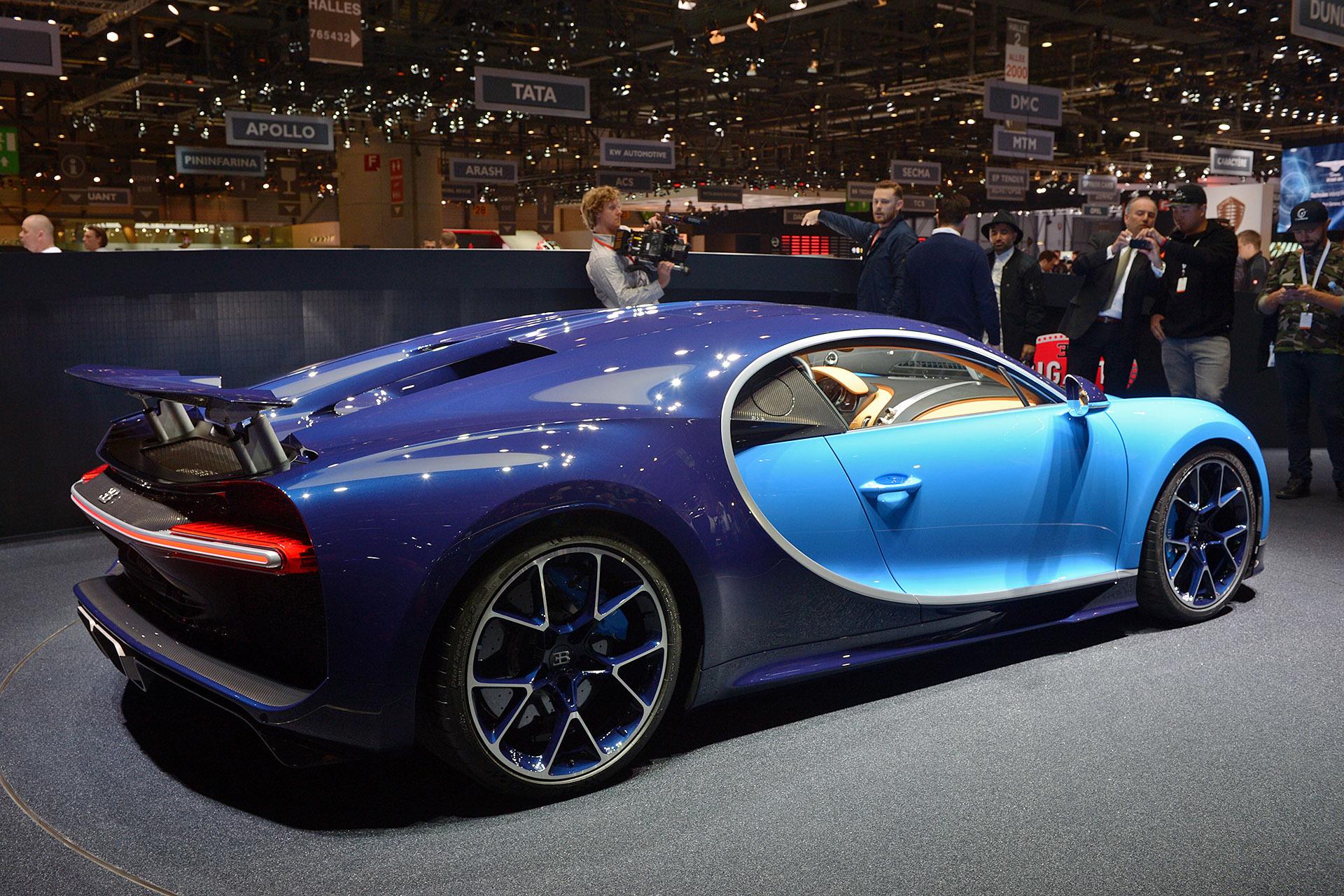 BUGATTI CHIRON A DREAM CAR FIRST LOOK  24x7review