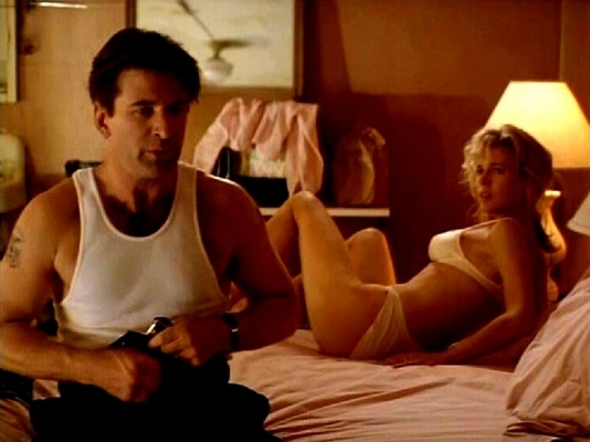 Kim Basinger in The Getaway