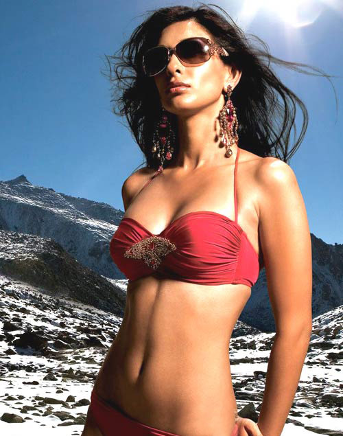 Kingfisher Calendar Girls turned actresses: PREETI DESAI