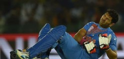 YUVRAJ SINGH RULE OUT OF T20 WORLD CUP AFTER INJURY ON HIS ANKLE