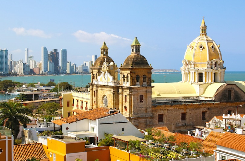 Top 15 cheapest countries to live in: COLOMBIA