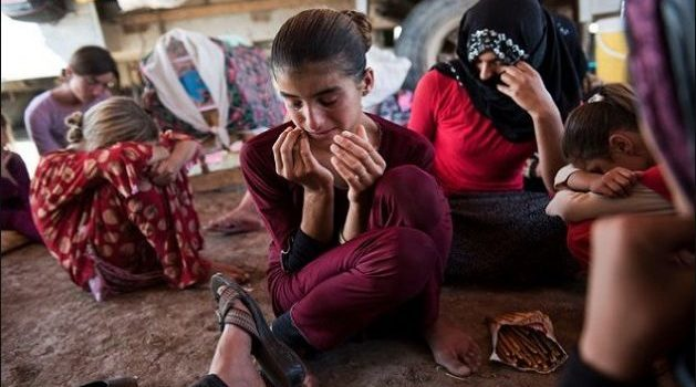 ISIS MURDERED AT LEAST 250 GIRLS AFTER THEY REFUSE TO BECOME SEX SLAVES