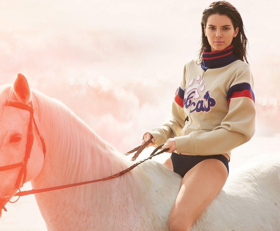 Kendall Jenner Hot Photoshoot for Vogue Magazine