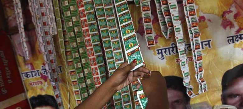 TAKING A BIG MOVE DELHI GOVERNMENT BANS ALL FORMS OF CHEWABLE TOBACCO FOR A YEAR