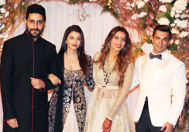 Bipasha Basu Karan Singh Grover Wedding and Reception