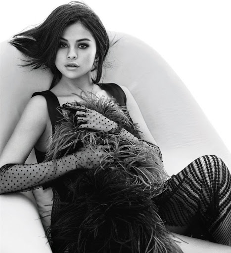 Selena Gomez Photoshoot for Marie Claire Magazine