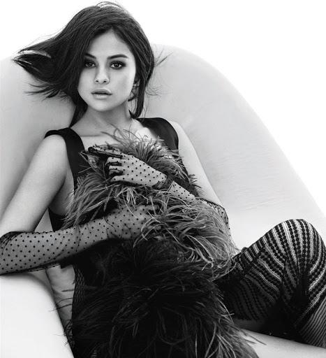 Selena Gomez Photoshoot for Marie Claire Magazine 1