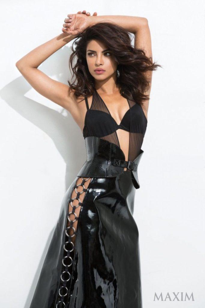 Priyanka Chopra Hot Photoshoot for Maxim 2