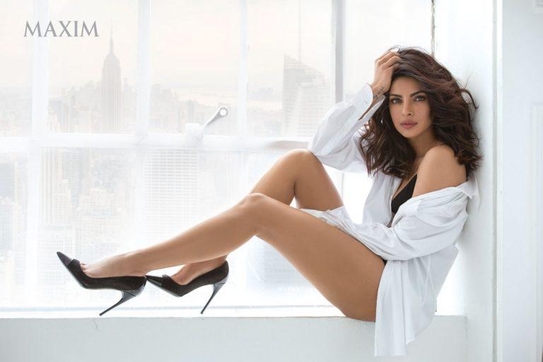 Priyanka Chopra Hot Photoshoot for Maxim